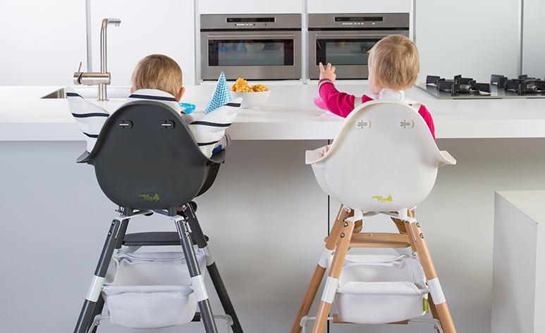 Seggiolone pappa per tavolo alto quale scegliere